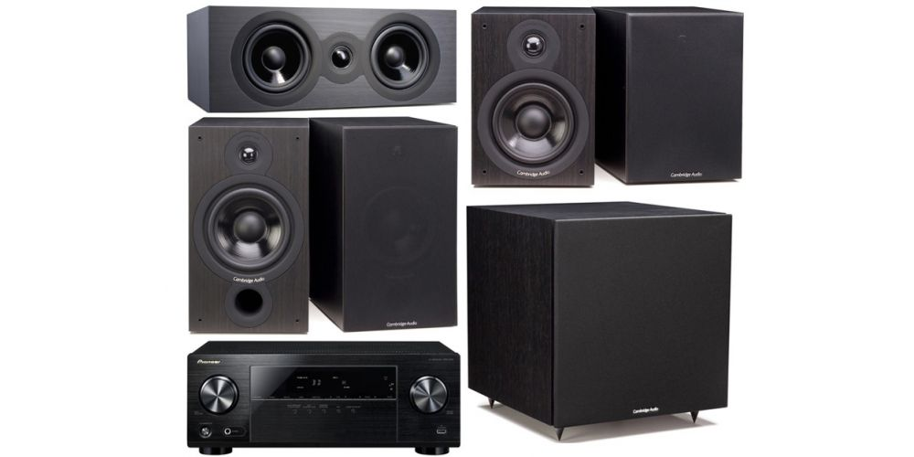 pioneer vsx330 Cambridge Audio SX  60 cinema pack black sx60 sx70 sx50