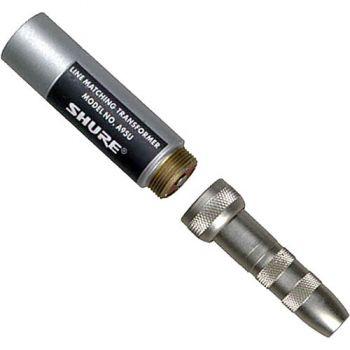 SHURE A95U Transformador Adaptador de Impedancia Reversible. XLR m Jack h