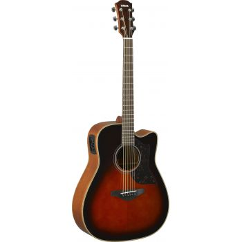 Yamaha A1M II TBS Natural Guitarra Electroacustica