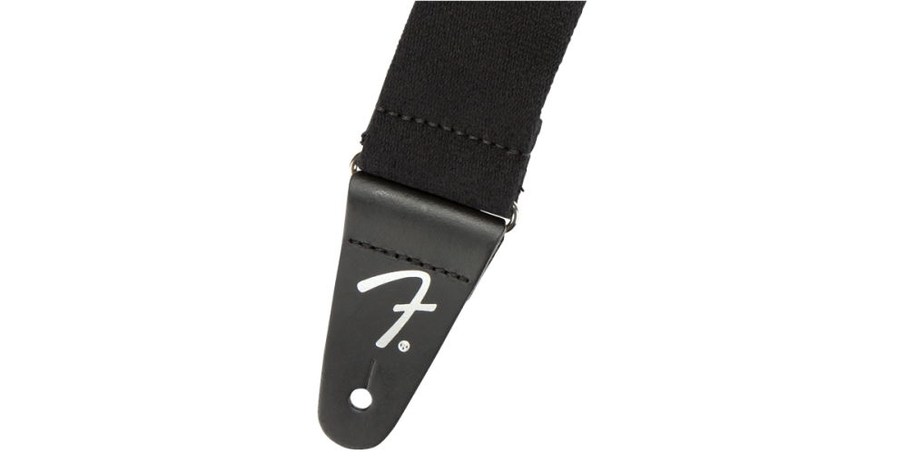 fender supersoft strap black 2 terminacion