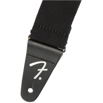 Fender Correa Supersoft Strap Black 2