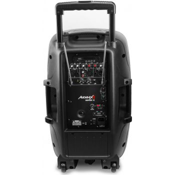 Audibax DENVER Combo PORT12 VHF Altavoz Trolley PA Portátil 12