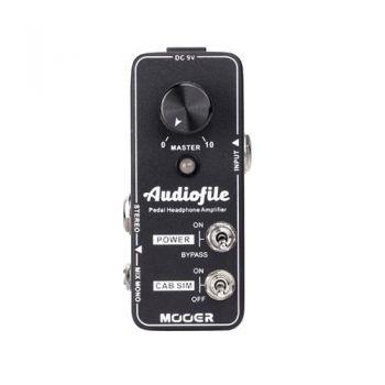 Mooer Audiofile Pedal Amplificador de Auricular
