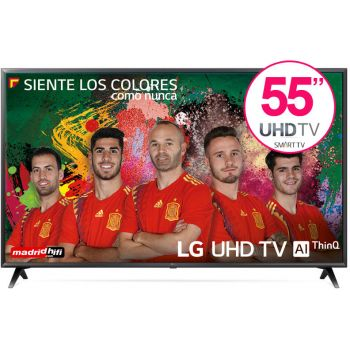 LG 55UK6200 PLA Tv LED 4K 55  IPS Smart Tv
