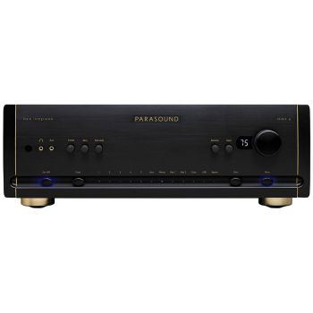 Parasound Halo Hint 6 Black Amplificador Integrado 2.1