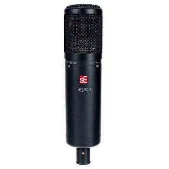 sE Electronics Micrófono de condensador gran diafragma SE2300