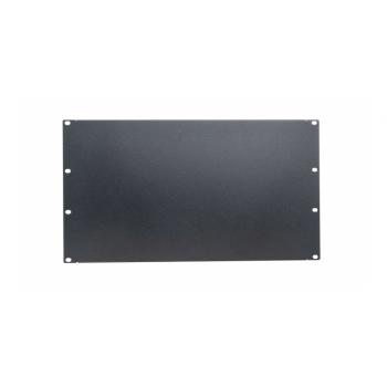 Fonestar FRP-19 Panel Frontal 6 U Rack 19'' Negro