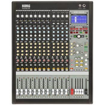 Korg MW-1608 Mezclador Digital