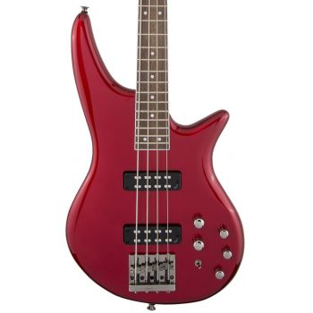 Jackson JS3 Spectra Bass LRL Metallic Red