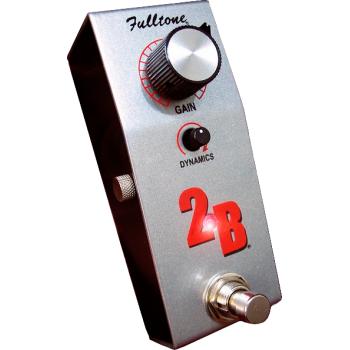 Fulltone 2B Booster Pedal Efectos Guitarra