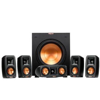 Klipsch REFERENCE THEATER PACK 5.0 + R12SW  Conjunto Altavoces Home Cinema 5.1