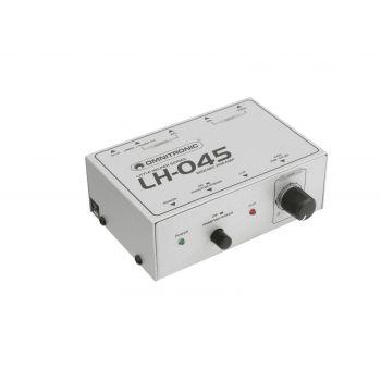 Omnitronic LH-045 Previo de Micrófono