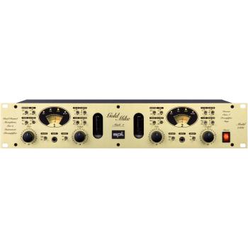 SPL Gold mike MK2 Preamplificador de micrófono de 2 canales