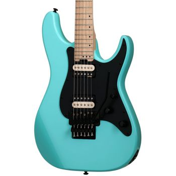 Schecter Sun Valley Super Shredder FR Sea Foam Green. Guitarra Eléctrica