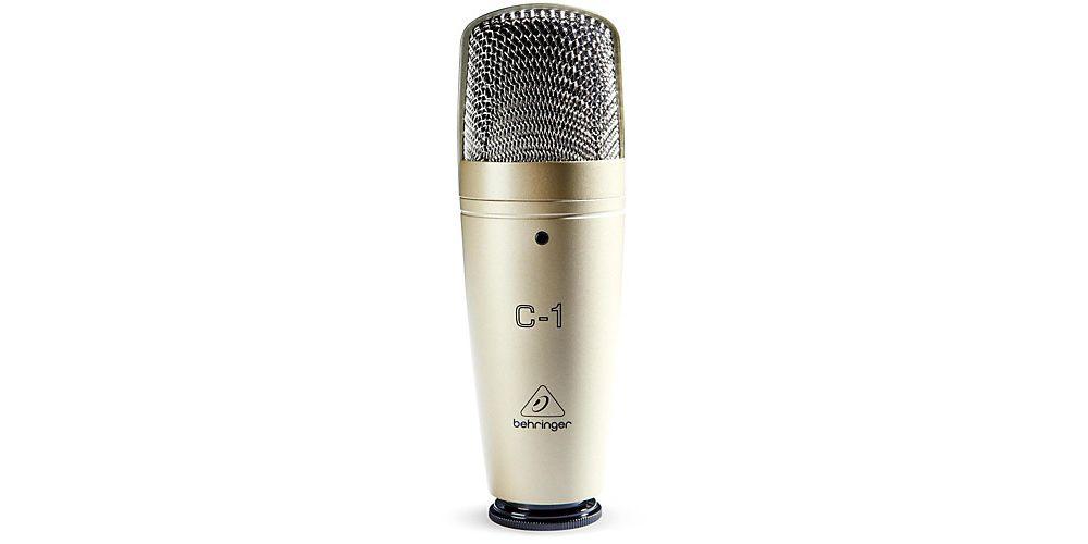 C 1 BEHRINGER MICROFONO