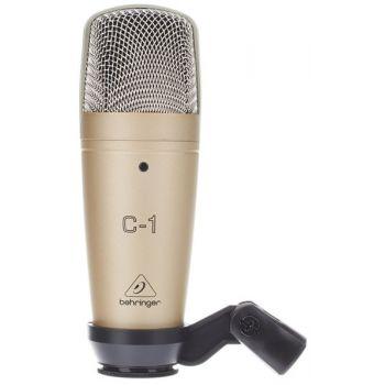 BEHRINGER C1 Micrófono de Condensador Studio