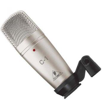 BEHRINGER C1 Microfono de Condensador Studio Behringer C-1 Und.