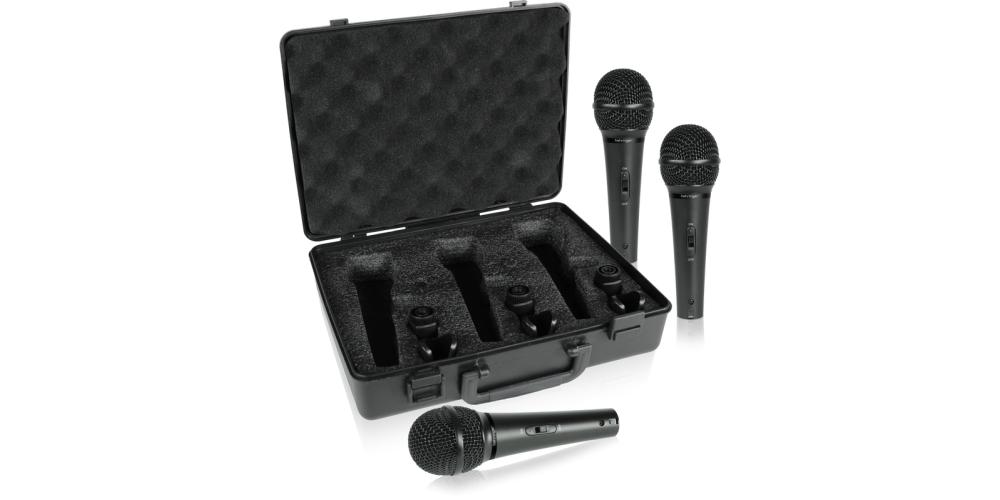 behringer XM1800S microfono maletin