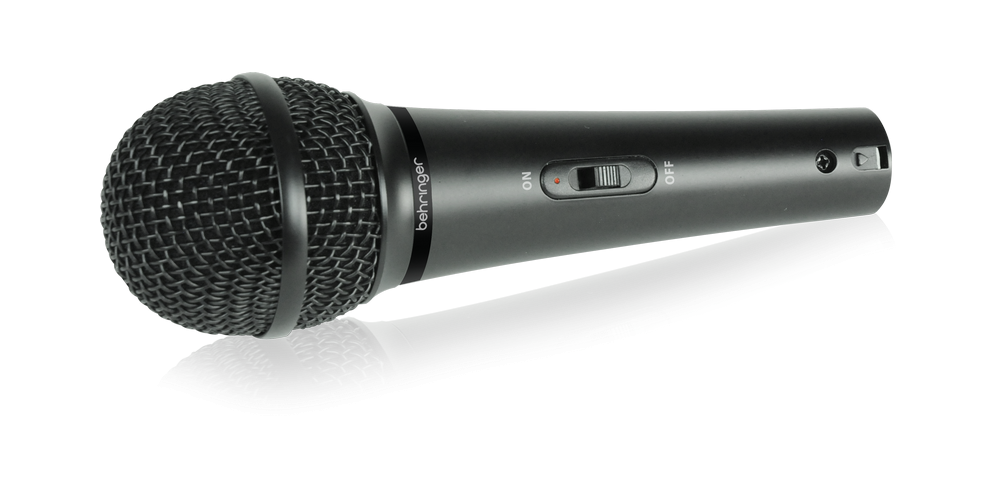 behringer XM1800S microfono mano