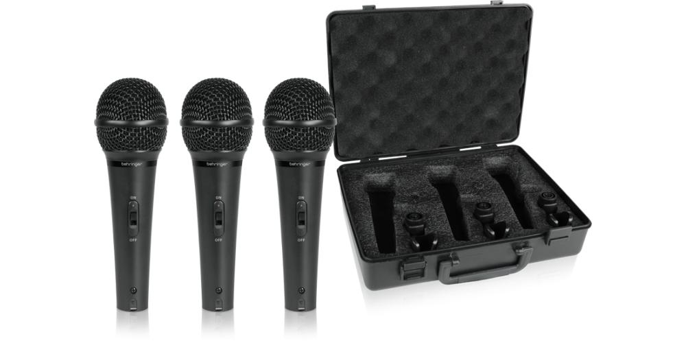 behringer XM1800S microfono