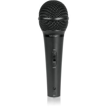 BEHRINGER XM1800S Micrófono Dinámico mano. SET 3 UNIDADES