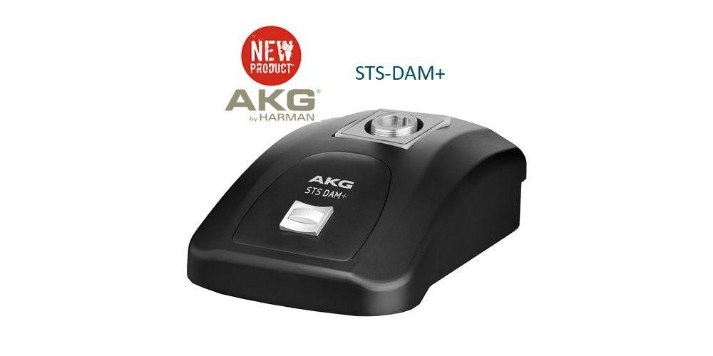 AKG STS-DAM + Base Sobremesa,,Series GN y CS, STSDAM