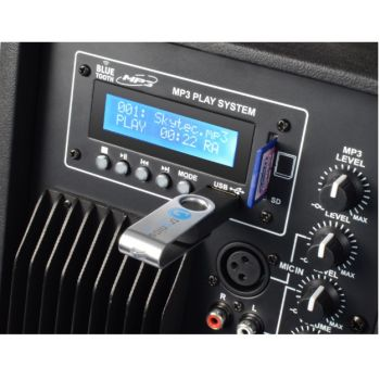 SKYTEC SP 1500ABT 170320 Altavoz Activo 15