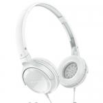 PIONEER SE-MJ502-W Auriculares Cerrados Blancos