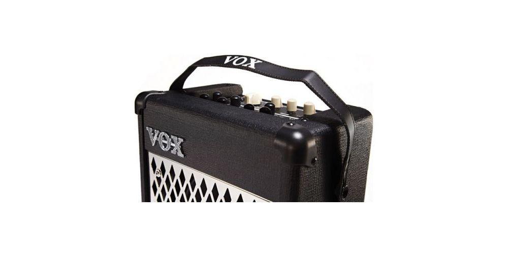vox mini5 rhythm corea transporte