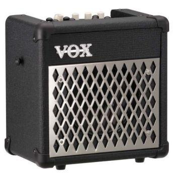 VOX MINI 5 RHYTMIN Amplificador Guitarra 5 Watios