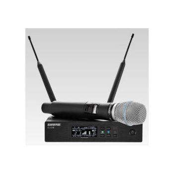 SHURE QLXD24 B87A Microfono inalambrico de Mano