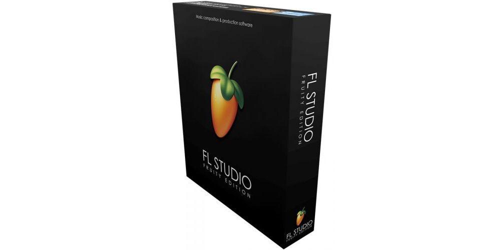 FL STUDIO FRUITY EDITION 12 BOX