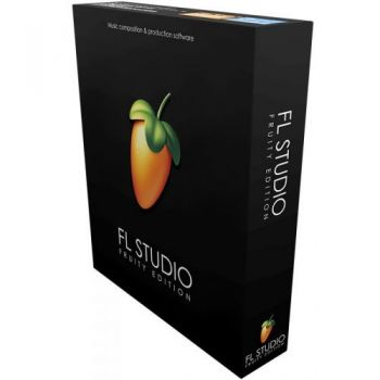 FL STUDIO FRUITY EDITION 12 BOX