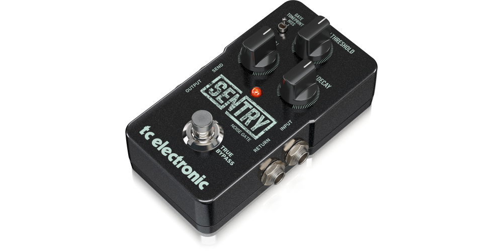 Sentry Noise Gate pedal tc electronic