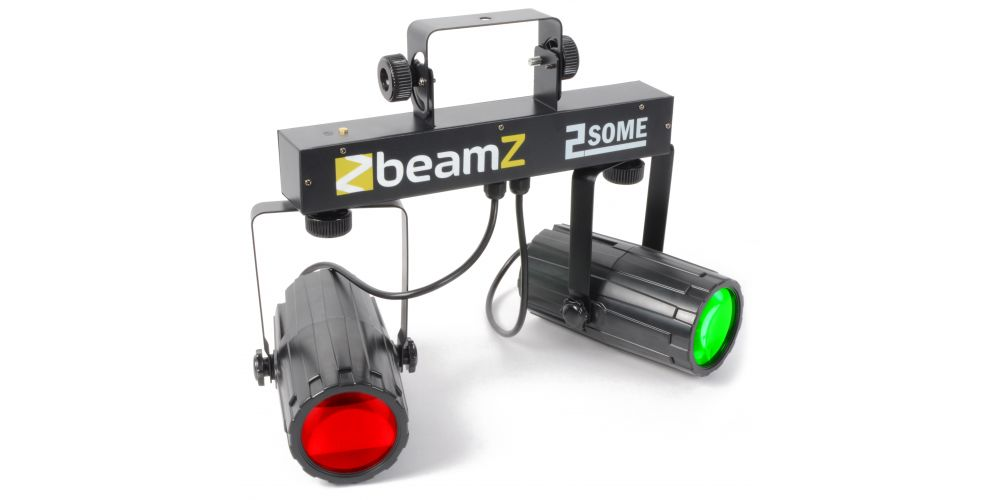 BEAMZ 153747 2-Some Conjunto 2x 57 RGBW LEDs