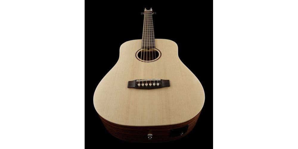 Cort Earth mini F Adirondack Guitarra de viaje mini