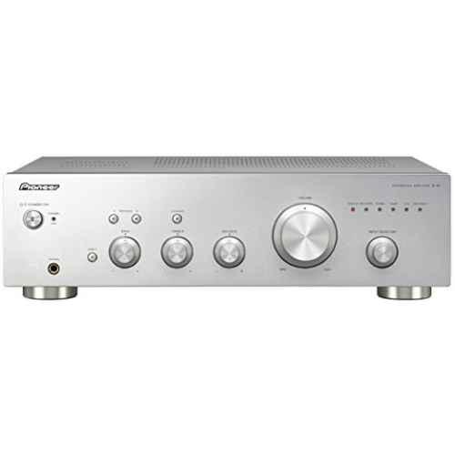 pioneer a 10 silver amplificador