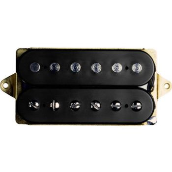 DiMarzio Air Classic Neck F-spaced negra - DP190FBK
