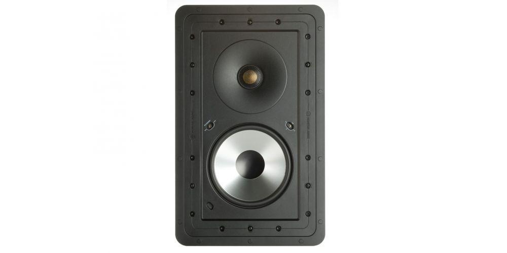 monitor audio cp wt260 altavoces empotrar 2 vias