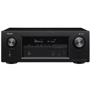 DENON AVR-X2400 Receptor Av 7.2 Home Cinema Dolby Atmos DTSx WiFi