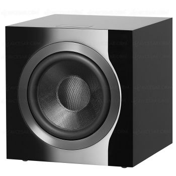 BW DB4S Negro Subwoofer