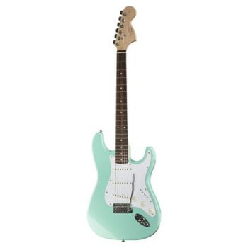 Fender Squier Affinity Serie Stratocaster Surf Green