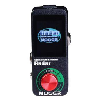Mooer Radar Pedal de Efectos