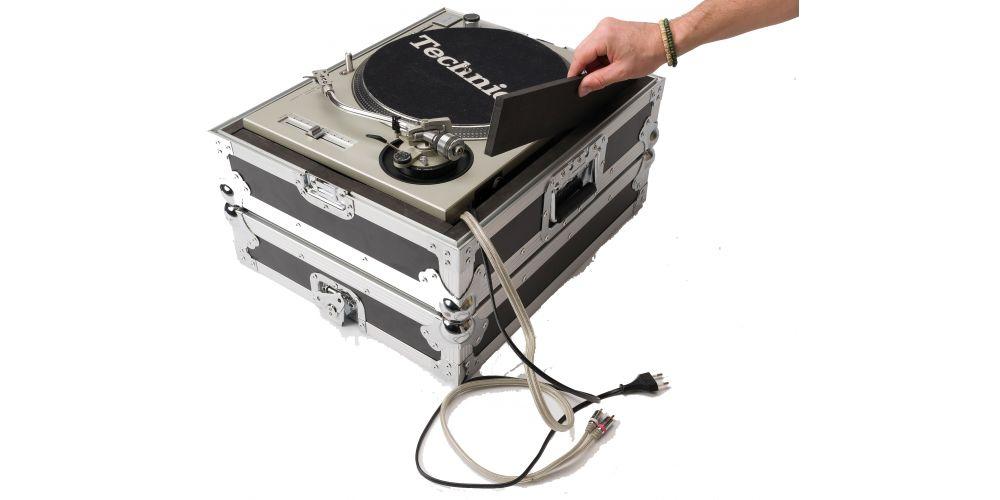 comprar multi format turntable case