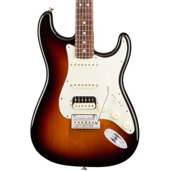 Fender American Pro Stratocaster RW HSS ShawBucker 3 Color Sunburst