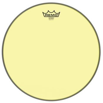 Remo 12 Emperor Colortone Yellow BE-0312-CT-YE