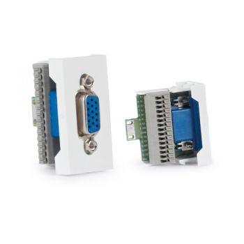 Fonestar WP-34V Panel de conexión VGA, D15