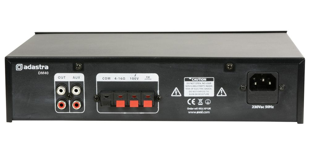 comprar amplificador adastra dm40