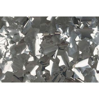 Antari Silver Stars Confetti 1Kg 60915SI