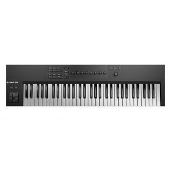 KOMPLETE KONTROL A61 Teclado MIDI de 61 teclas